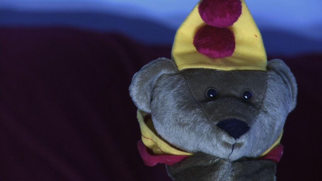 puppet-bear